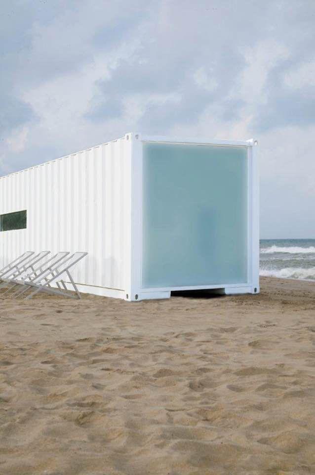 zeecontainer van Gandia Blasco ( in combi met ontwerp Dick Beijer)