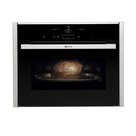 Neff integrated combination microwave