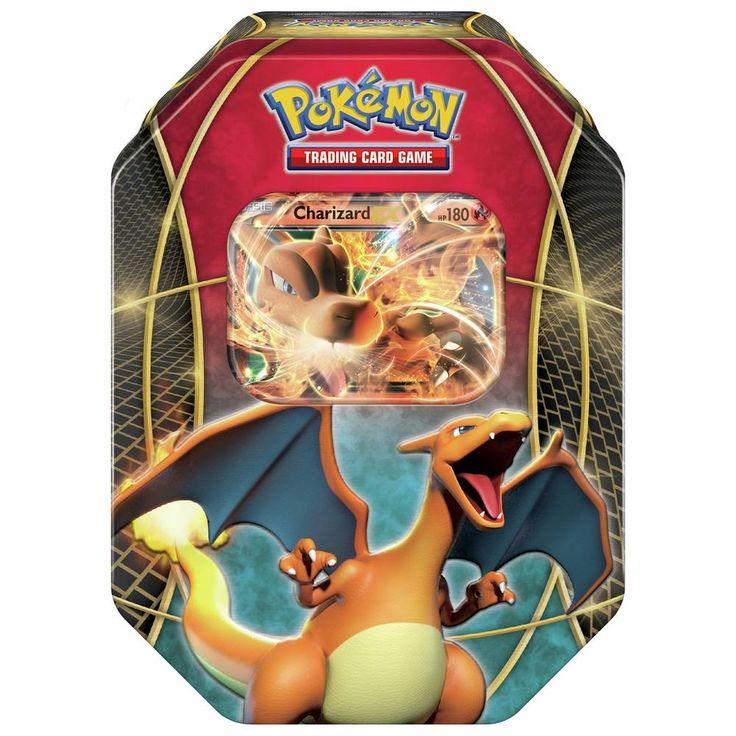 Buy pokemon limited edition card tin assortment trading