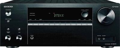 Home Theater Receivers: Open-Box Excellent: Onkyo - Tx 7.2-Ch. Network-Ready A V Home Theater Receive... -> BUY IT NOW ONLY: $351.99 on eBay!