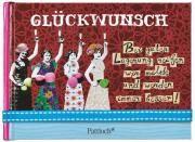 Glückwunsch, Das Geschenkbuch zum #Geburtstag, illustriert von der wunderbaren Uschi Fritz