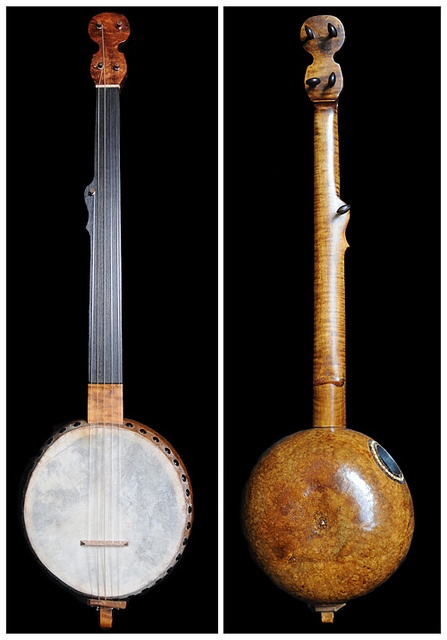 Gourd Banjo Musical Instruments Pinterest Photos