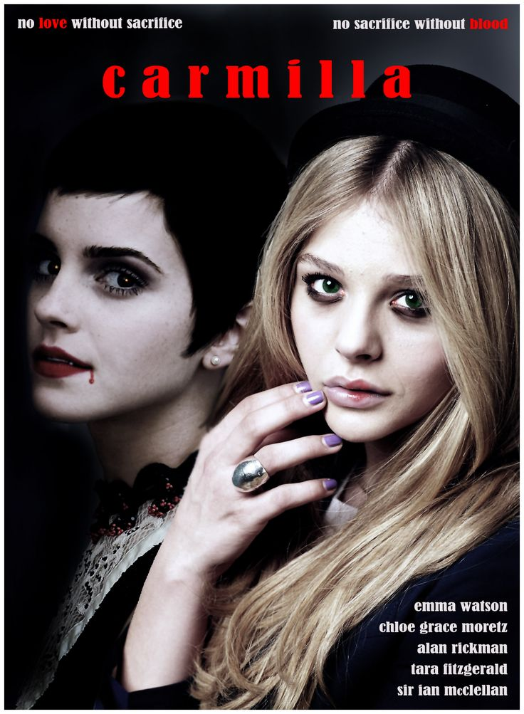 Film Poster CARMILLA by on