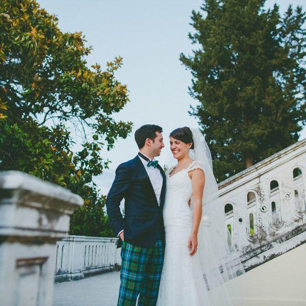 A Wedding in Corfu Emily & Nick