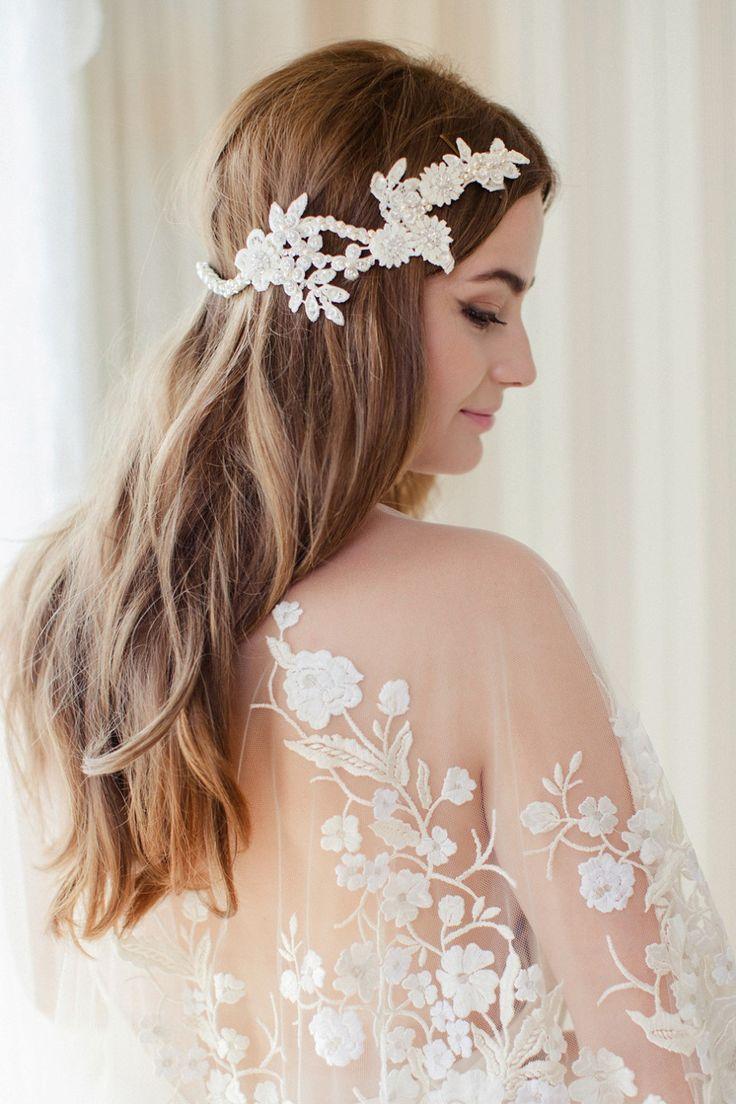 Jannie Baltzer 2016 Bridal Accessories   https://www.itakeyou.co.uk/wedding/jannie-baltzer-2016-bridal-accessories   UK Wedding Blog: