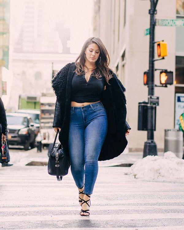 Como encontrar a calça jeans plus size perfeita