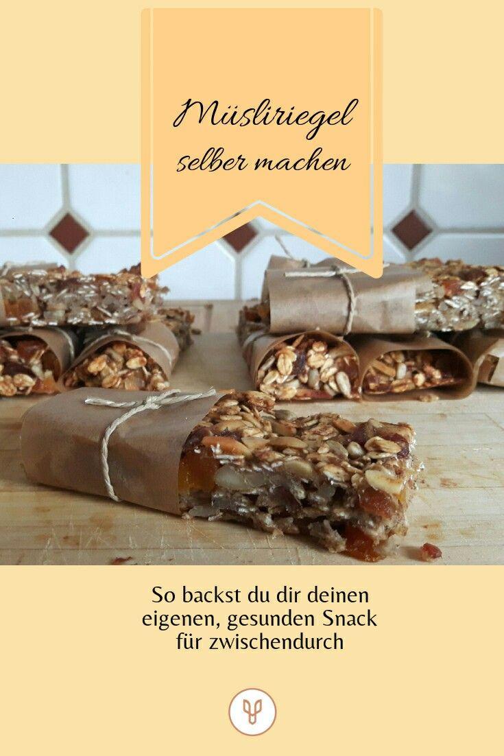 Lecker, gesund und so, wie du sie magst: Selbst gebackene Müsliriegel https://feel-good-moments.com/2017/02/14/musliriegel-selber-machen-der-kleine-snack-fuer-zwischendurch/