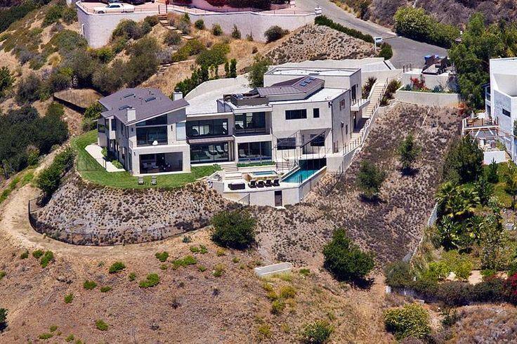 Nicki minaj celebrity and mansions on pinterest