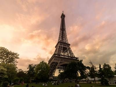 195 nations agree to groundbreaking Paris climate deal 8 days ago - http://www.treehugger.com/environmental-policy/195-nations-agree-groundbreaking-paris-climate-deal.html