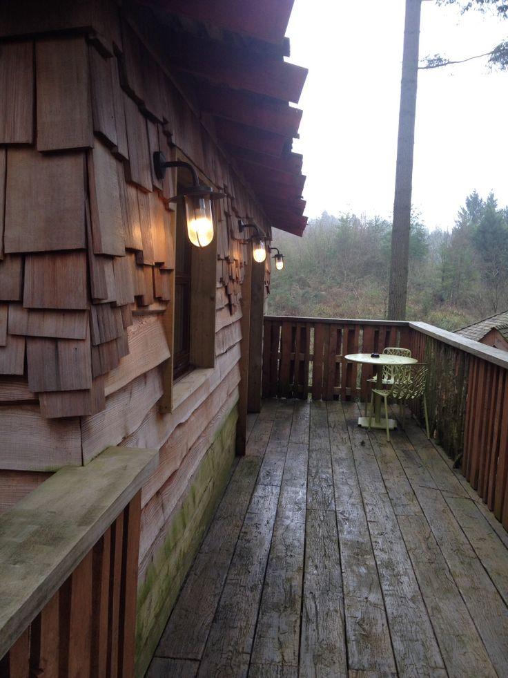 Treehouse Centre Parcs Longleat Forest