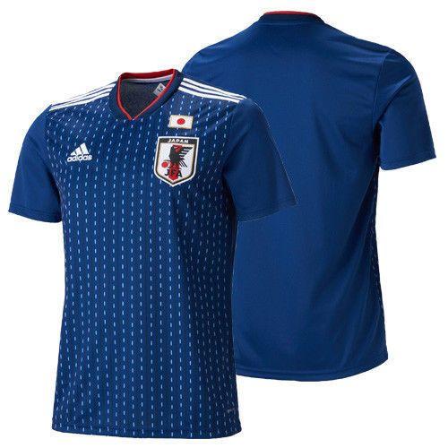 2bfdf6783 World Cup 2018 Japan Men Football Soccer Blue Jersey Shirt Home CV5638  Samuri (eBay Link)