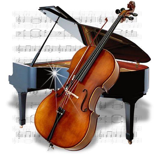 Música-Piano-Chello
