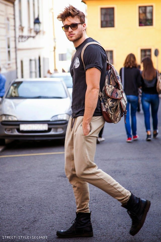 Vlaho Arbulić Ⓒ photo by Goran Čižmešija / Street Style Seconds