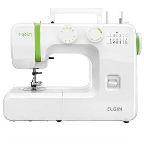 Máquina de Costura Portátil Elgin Trendy JX-301...