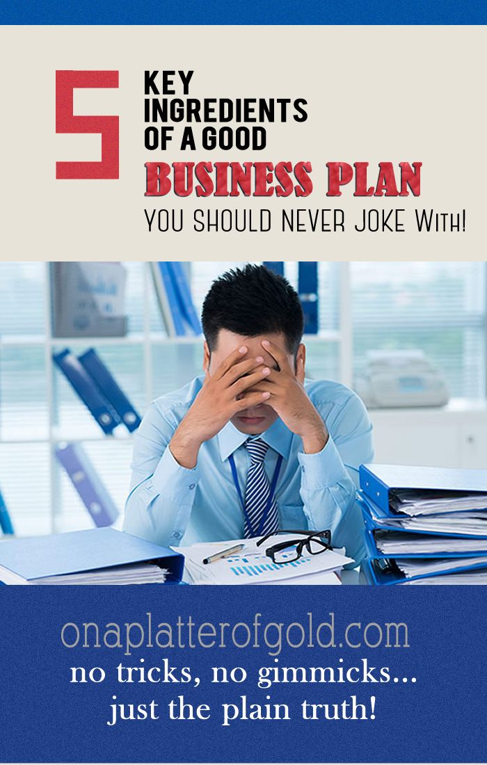 Smart And Creative Ways You Can Write A Good Business Plan Or Proposal For Potential Investors