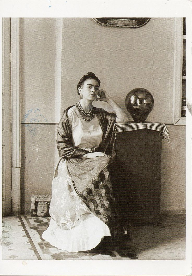 Frida Kahlo's Paintings