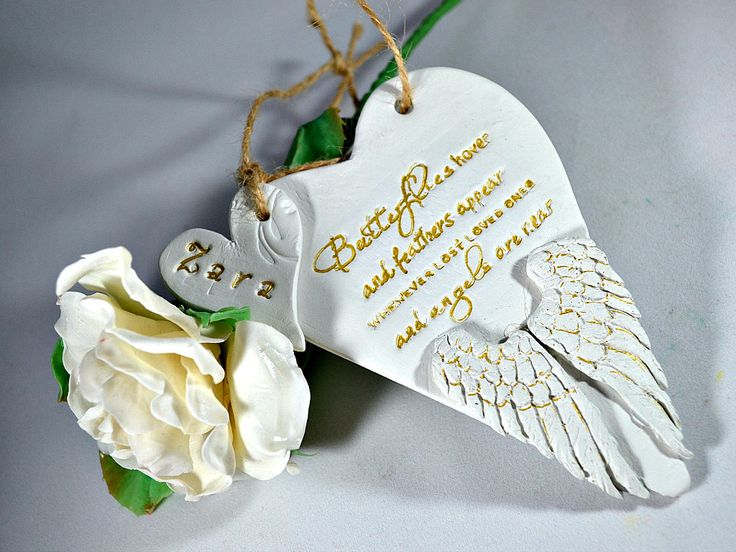 25  best ideas about memorial ornaments on pinterest