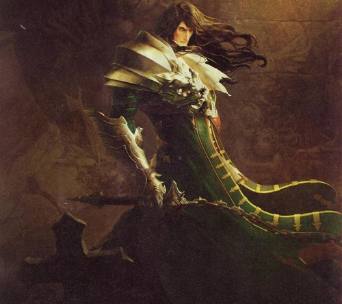 Art from Castlevania: Mirror of Fate for Nintendo 3DS