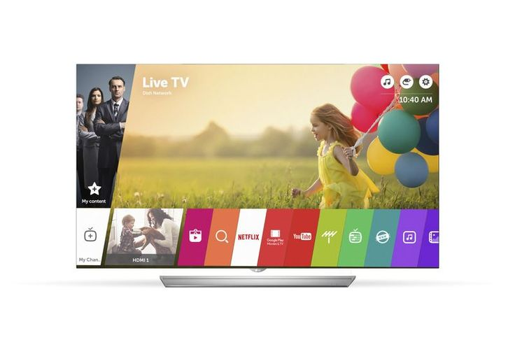 LG is bringing webOS 3.0 to smart TVs in 2016