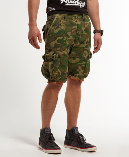 Superdry New Core Cargo Lite Shorts - Herren Shorts