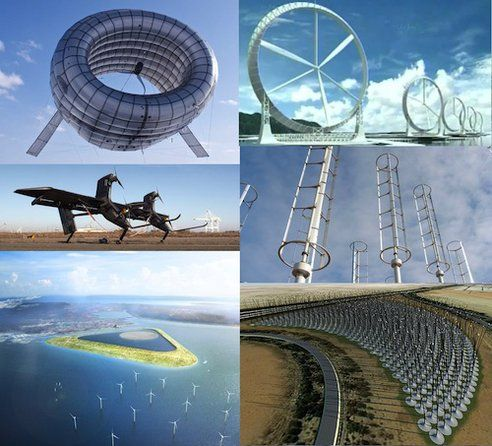 The Future of Wind Power: 9 Cool Innovations