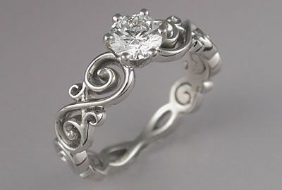 Cool band#Repin By:Pinterest++ for iPad#: Weddings Rings, Dream Rings, Gorgeous Rings, Diamonds Rings, Future Husband, Dream Engagement Rings, Infinity Rings, The Band, Princesses Cut