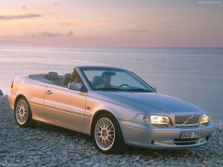 Volvo C70,my next ride.