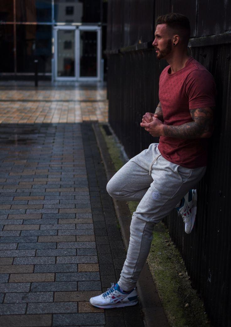 Casual men's wear | sporty look | Men's Fashion | Mens ...