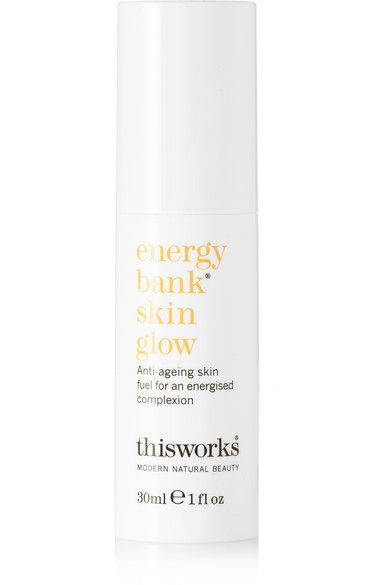 This Works - Energy Bank Skin Glow, 30ml - Colorless