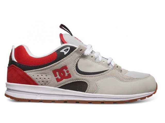 Shoes DC Kalis Lite Grey/Red/White