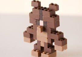 These Chocolate Legos Look Good Enough to Eat — Food News