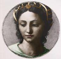 """Młoda Bona Sforza """"Urodziłaś się, by rządzić mężczyznami"""" – takie zapewnienia słyszała młodziutka Bona Sforza. Do rządzenia przygotowano ją bardzo starannie. Wspaniale mówiła i pisała po łacinie, poznała dzieła ojców Kościoła, filozofów, historyków, znała nuty, grała na kilku instrumentach, znakomicie tańczyła, jeździła konno i fechtowała. Takie kobiety we Włoszech określano mianem virago (od łac. vir – mąż, mężczyzna). Potrafiły konkurować w życiu publicznym."""