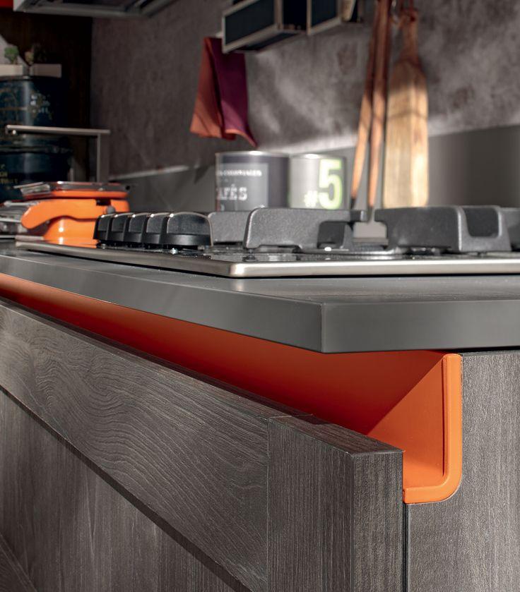 Stosa Cucine: arredamento per modelli di cucine moderne City