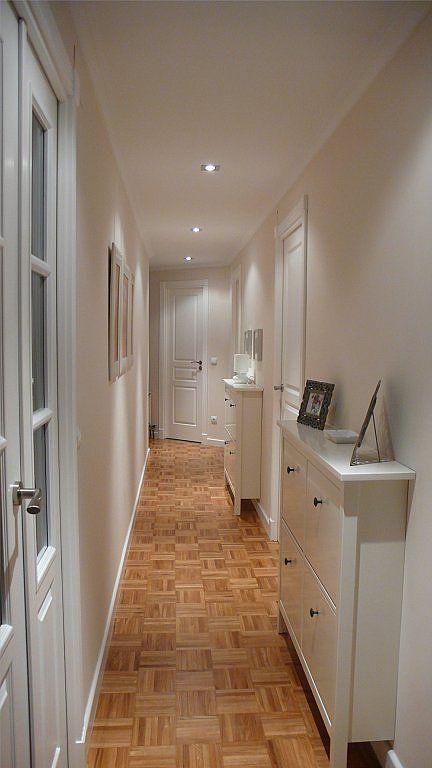Las 25 mejores ideas sobre decorar el pasillo largo en - Decorar pasillo con fotos ...
