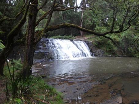 Morwell River Falls: Gippsland Victoria Australia: Ultra Light Hiking, Ultralight  Backpacking.