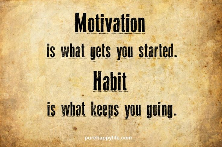 #quote -Motivation is what...more on purehappylife.com