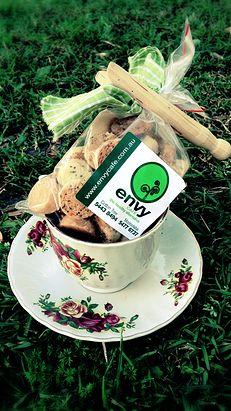 Take home w/ Cafe Envy | The Healthy Alternative