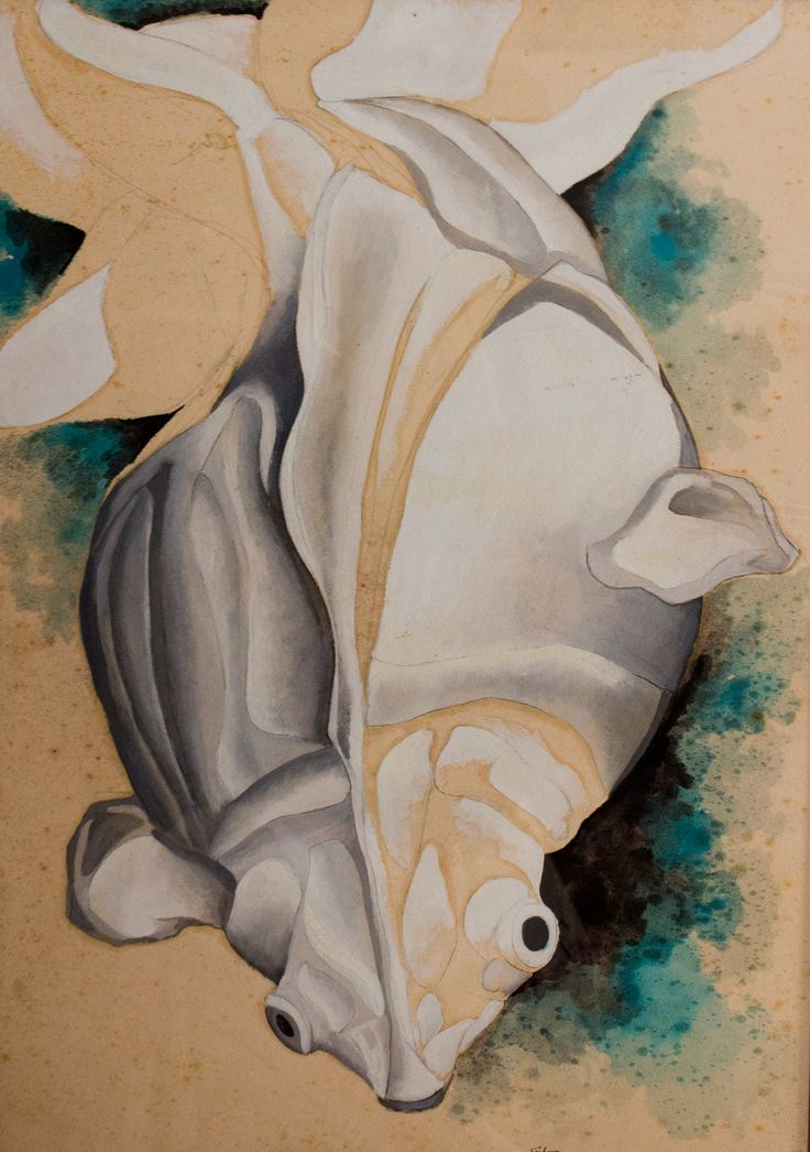 Drawings 2014-2015 on Behance Untitled ink and colors oil on cardboard 50X70 cm 2014