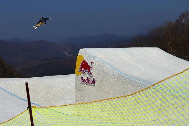 "RedBull Big Air Jam ""Be Won"" Rider Han JinBae by Korea Photographer, via Flickr"