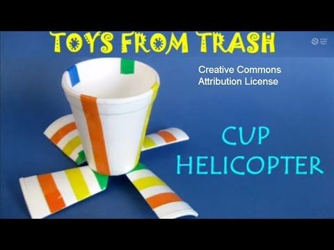 CUP HELICOPTER - ENGLISH - 21MB.wmv - YouTube
