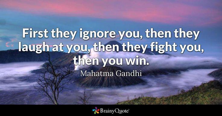 Mahatma Gandhi Quotes - BrainyQuote