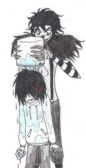 L.J i Jeff The Killer