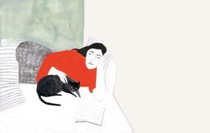 contemplating woman • milou trouwborst - shop • Tictail