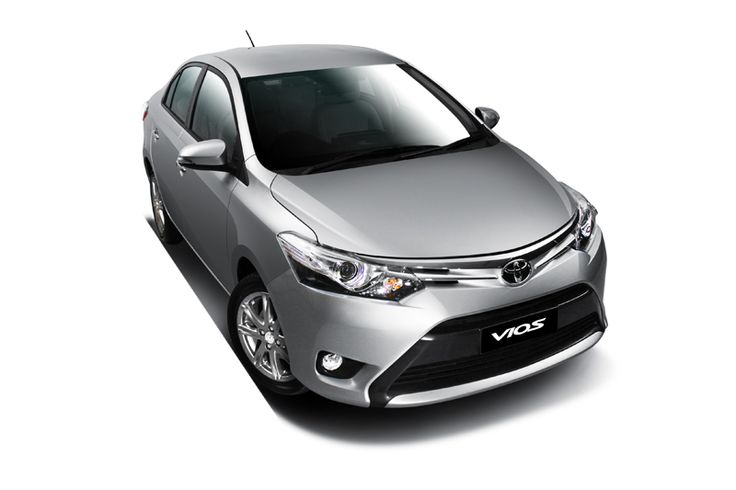 Toyota All New Vios Type G Exterior 5