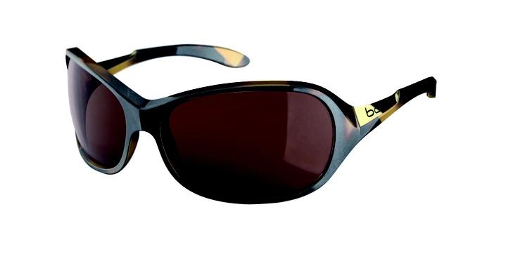 Gafas de Sol Mujer Bolle GRACE 11650 Habana Brillante - Lente Ámbar Polarizada / Shiny Tortoise - Polarized AG14