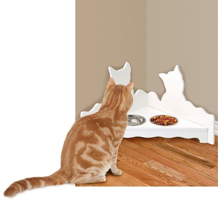Best 25 Cat Food Bowls Ideas On Pinterest Rustic