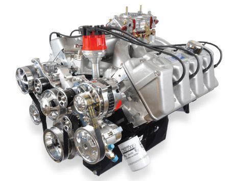 15 Hottest Crate Motors - Edelbrock EFI - Popular Hot Rodding Magazine