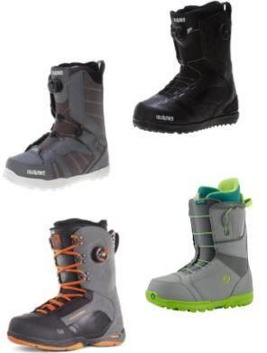 The Best Cheap Snowboarding boots.