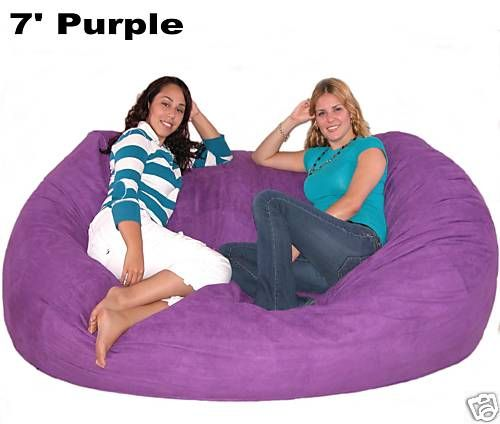 Giant Bean Bag Chairs - cozy