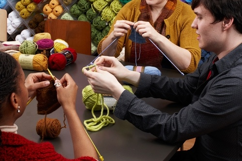 Crocheting Classes Nyc : Combination Knitting NYC Arts & Crafts Classes Pinterest